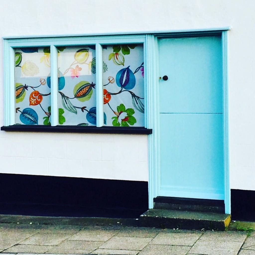 Framlingham window