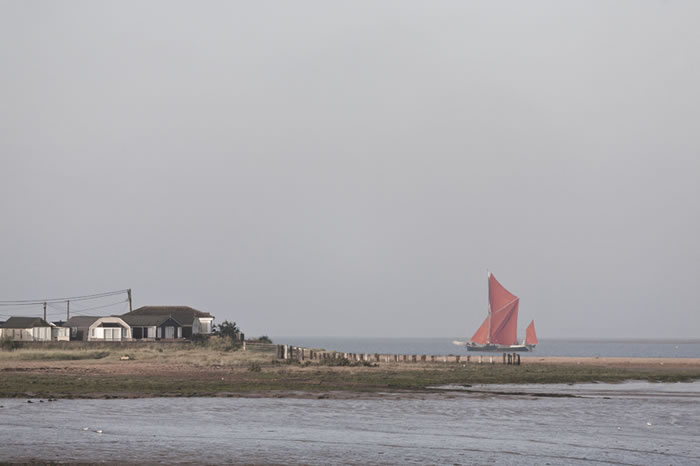 Brightlingsea Smack Ship